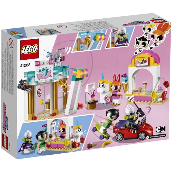 lego powerpuff girls mojo jojo strikes 41288 my geek box. Black Bedroom Furniture Sets. Home Design Ideas