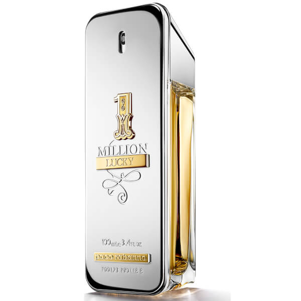 4eb66fbeba7f Paco Rabanne 1 Million Lucky Eau de Toilette 100ml | Buy Online | Mankind