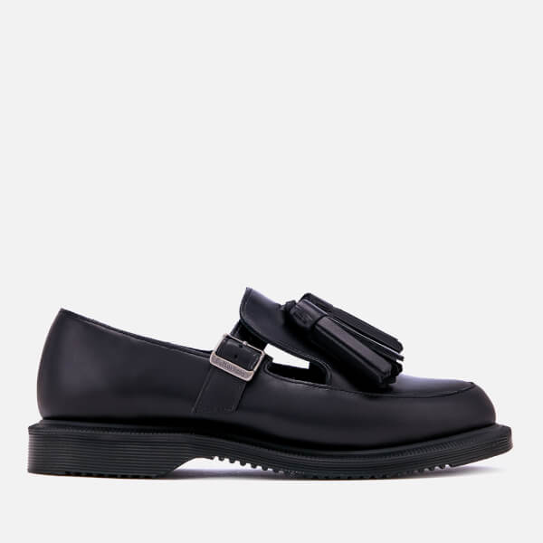 Dr. Martens Women's Gracia Brando Leather Tassel Flats - - UK 3 bi3l4wmXqP