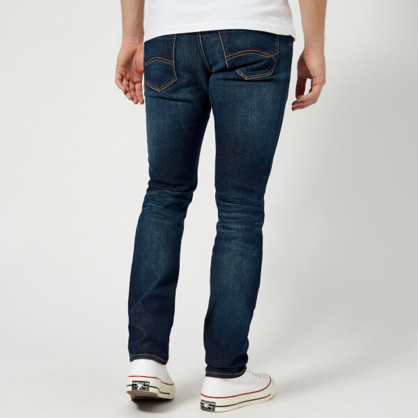 d76b20f1f7a Tommy Jeans Men s Scanton Slim Jeans - Dark Comfort Mens Clothing ...
