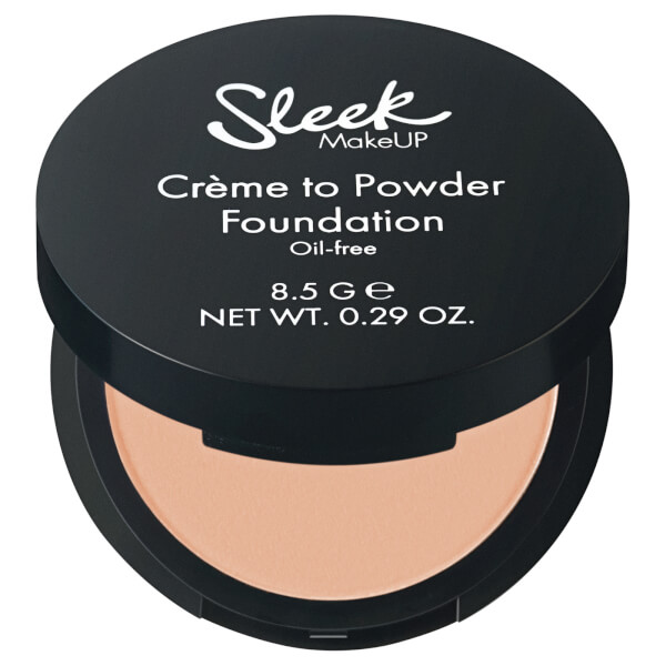 Sleek MakeUP Creme to Powder Foundation 8.5g (Various Shades)
