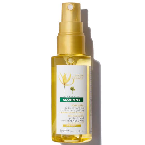 Klorane Protective Oil with Ylang-Ylang Wax 1.6fl.oz