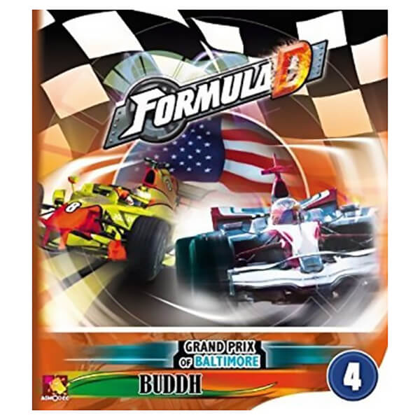 Formula D Exp 4: Baltimore