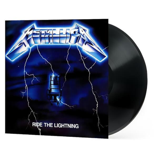 Ride The Lightning Vinyl