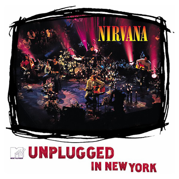Unplugged In Ny Vinyl