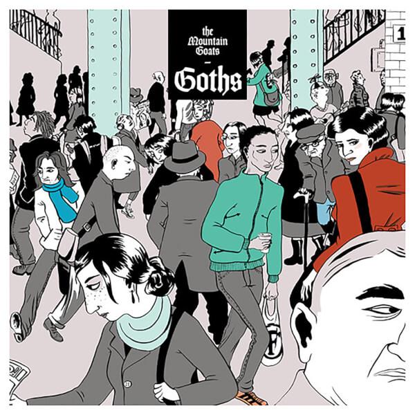 Goths Vinyl