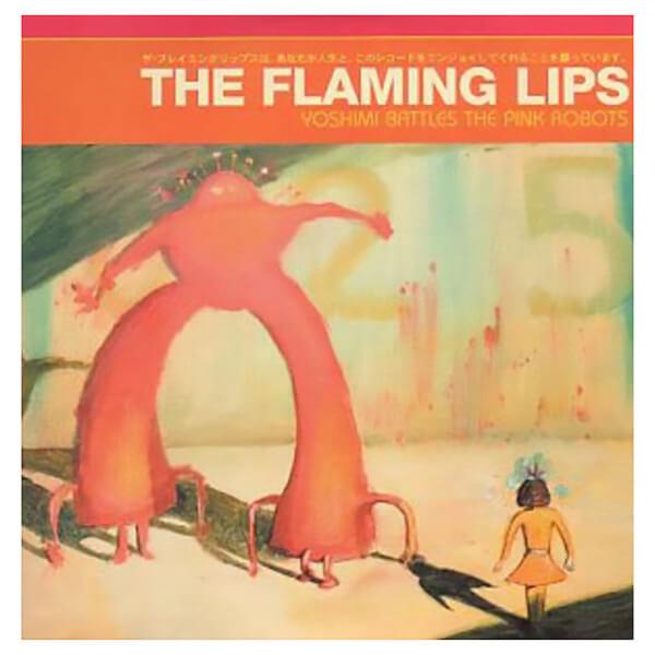 Yoshimi Battles The Pink Robots (Red Vinyl) Vinyl