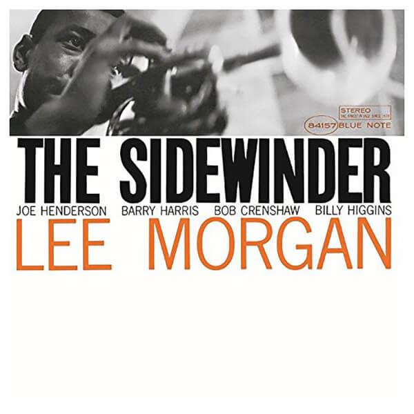 Sidewinder Vinyl