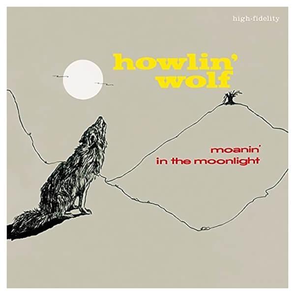 Moanin In The Moonlight + 4 Bonus Tracks Vinyl