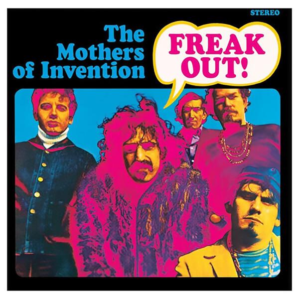 Freak Out Vinyl