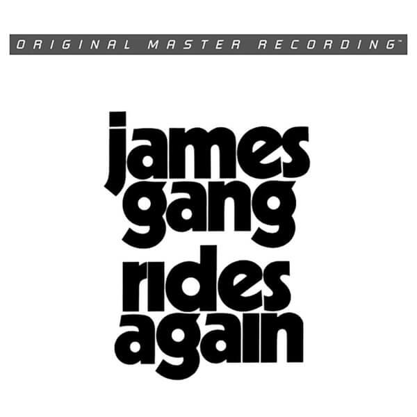 James Gang Rides Again Vinyl