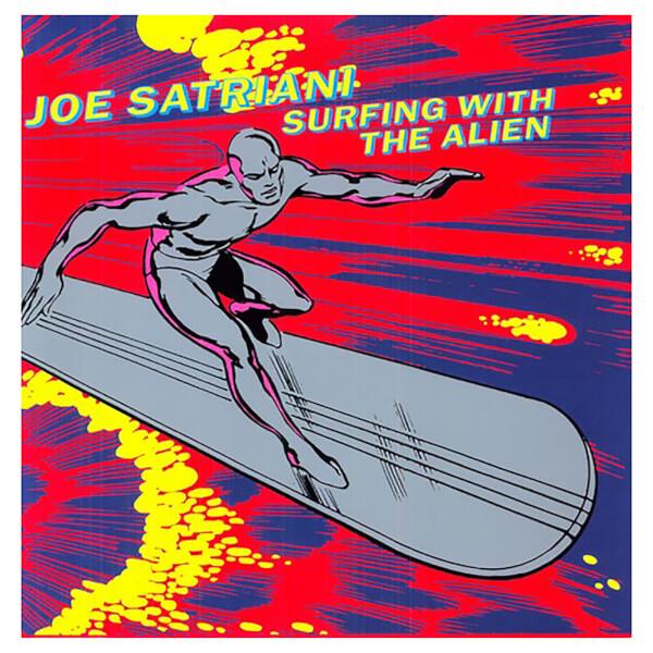 Surfing With The Alien Vinyl