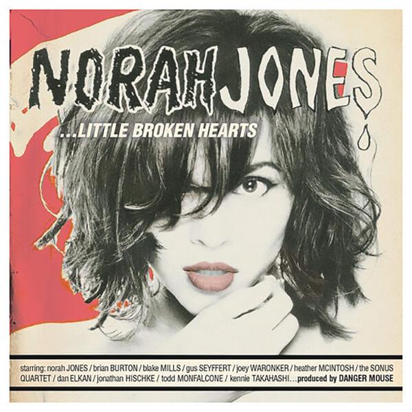 Little Broken Hearts Vinyl