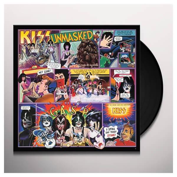 Unmasked Vinyl
