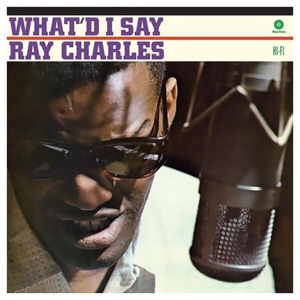 What'd I Say Vinyl