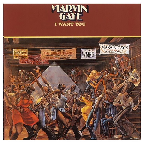 I Want You Vinyl