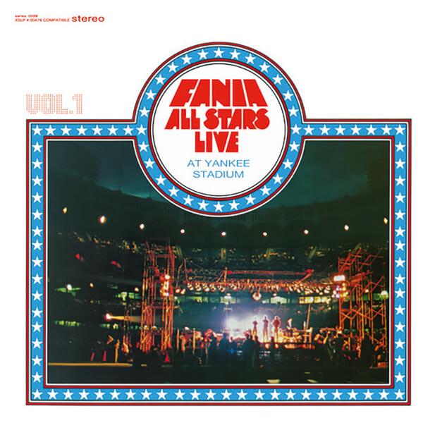 Live At Yankee Stadium: Vol 1 Vinyl