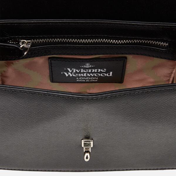 Vivienne Westwood Women s Sofia Medium Shoulder Bag - Black  Image 5 e5f2ed88b9643