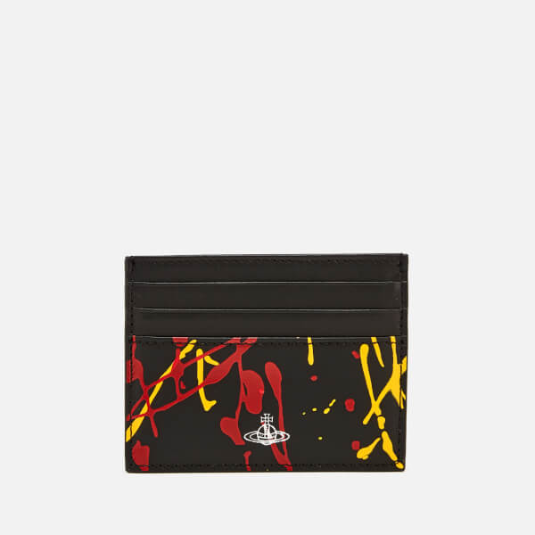 Vivienne Westwood Women's Alex Flat Card Holder - Multi