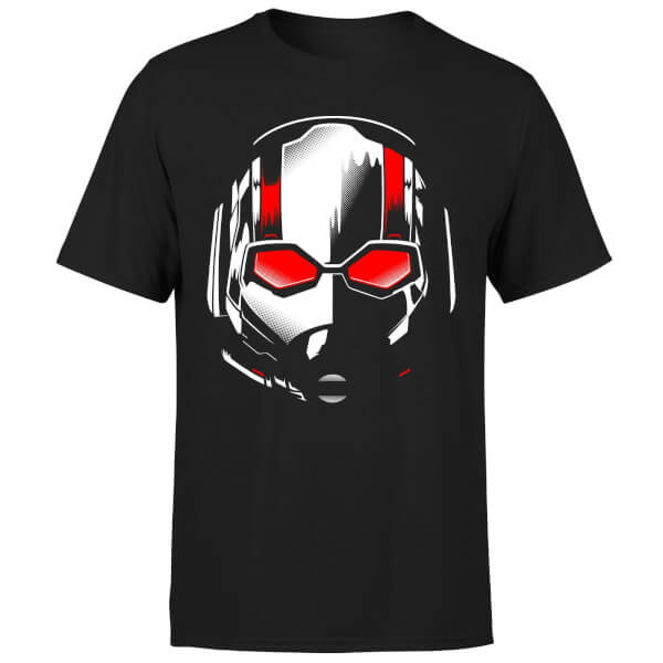 Ant-Man And The Wasp Scott Mask Men's T-Shirt - Black