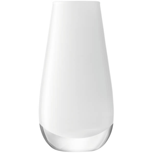LSA Flower Colour Bud Vase - 14cm - White