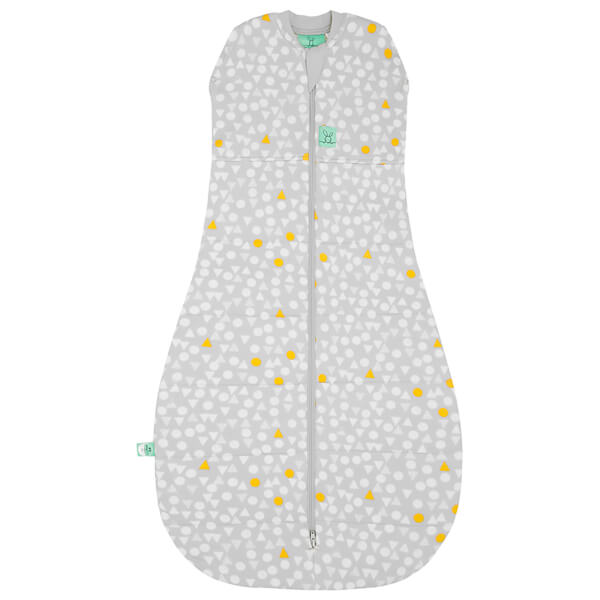 04339e392 ergoPouch Cocoon Swaddle and Sleep Bag - 2.5 Tog - Triangle Pops ...