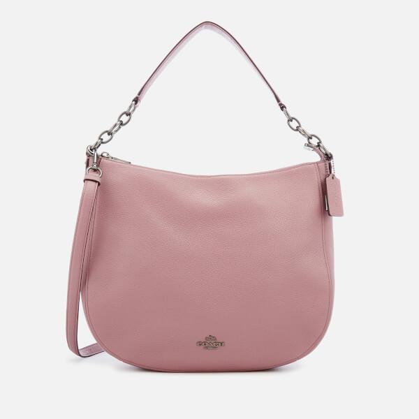 Coach Women's Chelsea 32 Hobo Bag - Dusty Rose