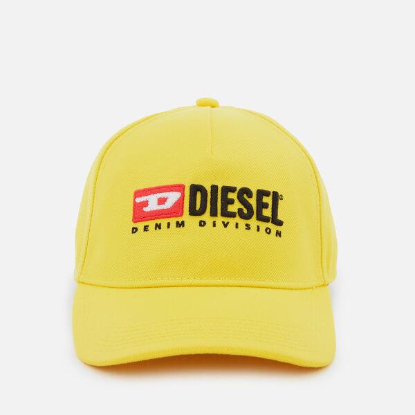 Diesel Men s Cakery Max Cap - Yellow Mens Accessories  15552bb0da4