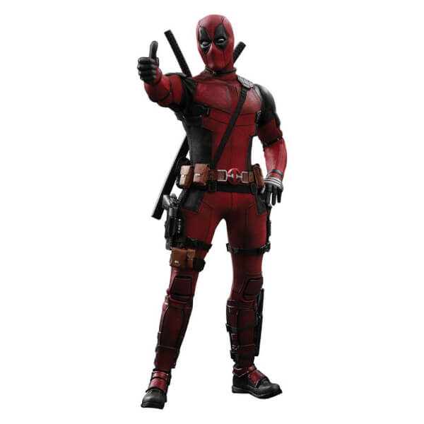 Hot Toys Deadpool 2 Movie Masterpiece Action Figure 1 6