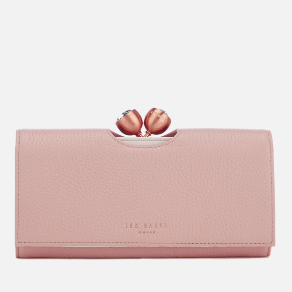 5a78f29eaf2 Ted Baker Women s Muscovy Textured Bobble Matinee Purse - Light Pink  Image  1
