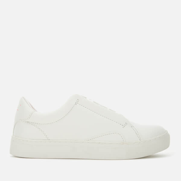 Superdry Women's Brooklyn Lo Trainers - White