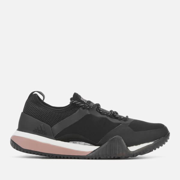 c932f1f6e71bb ... release date adidas by stella mccartney womens pure boost x tr 3.0  trainers core black pink
