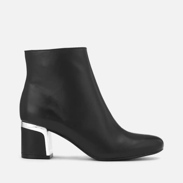 DKNY Women's Corrie Heeled Ankle Boots - Black
