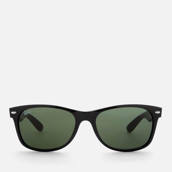 Ray-Ban Men's New Wayfarer Sunglasses - Black