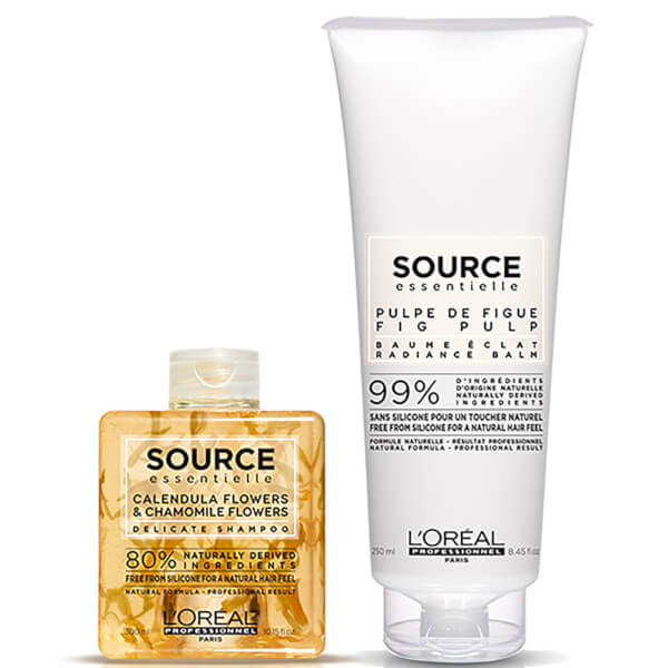 L'Oréal Professionnel Source Essentielle Delicate Colour Radiance Duo