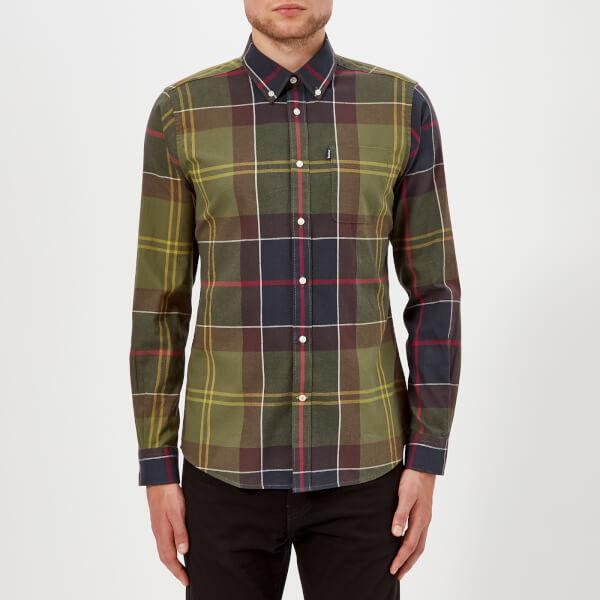 bb431252c2 Barbour Men s Endsleigh Tartan Shirt - Classic Tartan Mens Clothing ...
