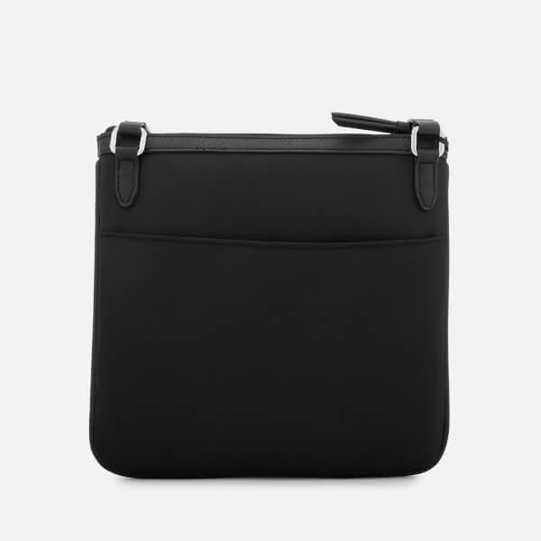 bcefdb57e3 DKNY Women s Casey Zip Cross Body Bag - Black Silver  Image 2