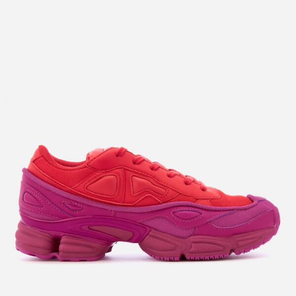 adidas by Raf Simons Ozweego Trainers - Glory/Red