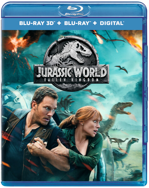 Jurassic World: Fallen Kingdom (2018) ORG Hindi Dual Audio 400MB BluRay