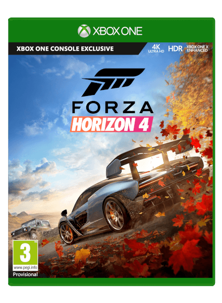 forza horizon 4 xbox one zavvi. Black Bedroom Furniture Sets. Home Design Ideas