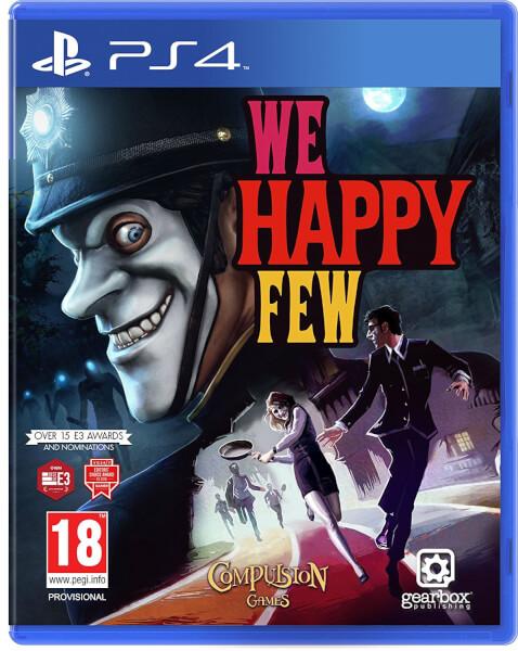 Resultado de imagen de WE HAPPY FEW PS4