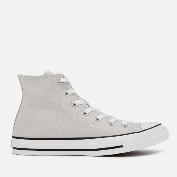 Converse Chuck Taylor All Star Seasonal Hi-Top Trainers - Mouse Grey