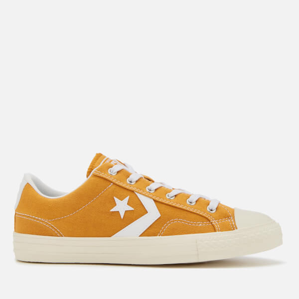 Converse Men s Star Player Ox Trainers - Turmeric Gold White  Image 1 1b1355071