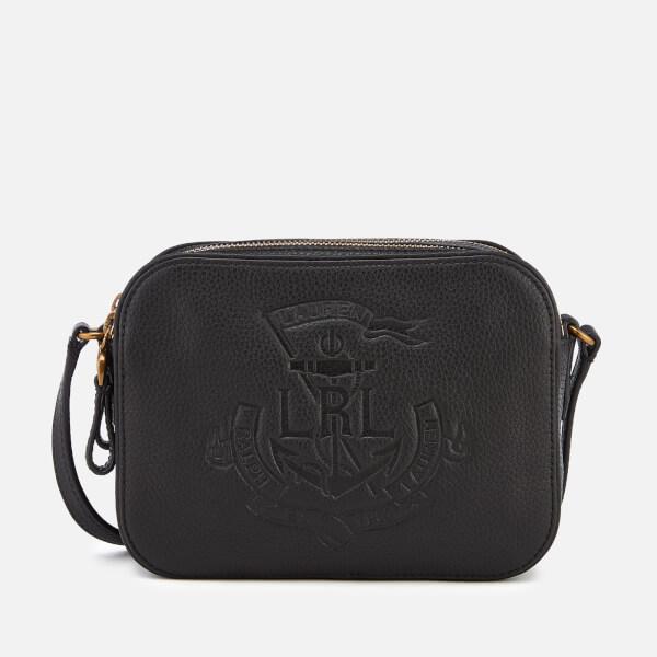 Lauren Ralph Lauren Women's Huntley Medium Camera Bag - Black