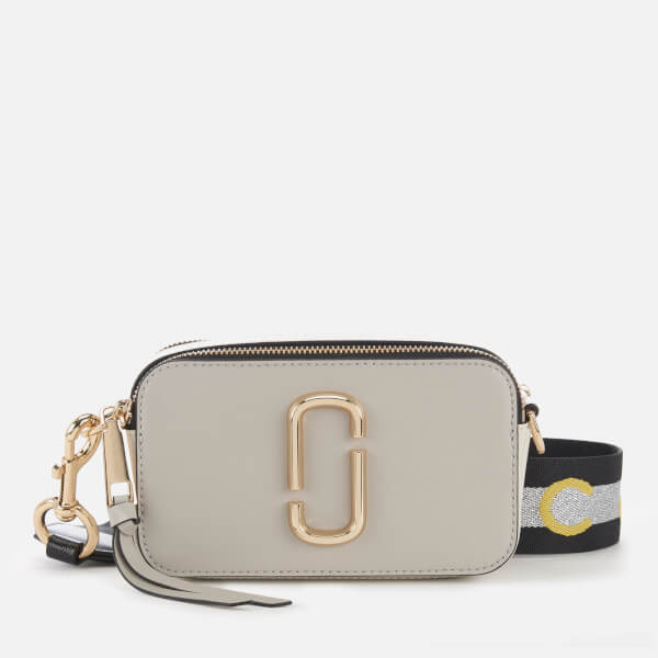 391bf88c1aab Marc Jacobs Women s Snapshot Cross Body Bag - Dust Multi  Image 1