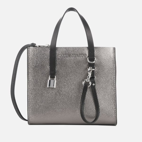 Marc Jacobs Women's Mini Grind Tote Bag - Mercury