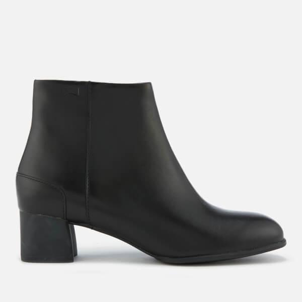 bed3818976d0 Camper Women s Katie Heeled Ankle Boots - Black Womens Footwear ...
