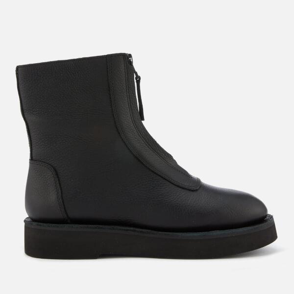 a373860078a9 Camper Women s Platform Ankle Boots - Black  Image 1