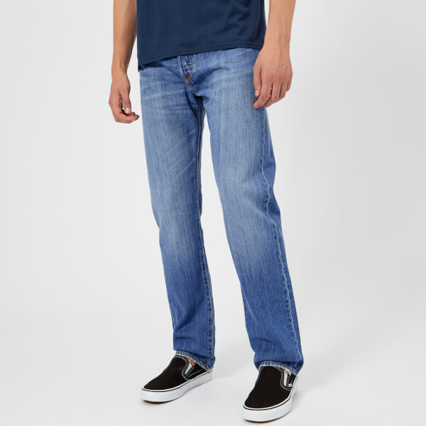 4084cd4bbf8 Levi s Men s 501 Original Fit Jeans - Rocky Road Cool Mens Clothing ...