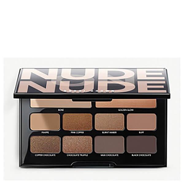 Bobbi Brown Nude on Nude Palette - Bronzed Nudes Edition
